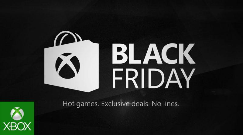 Xbox Store Black Friday Deals 2017