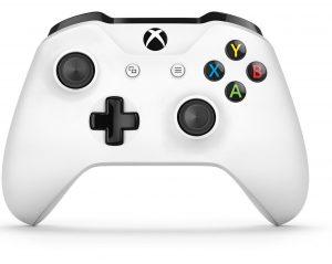 xbox one white controller