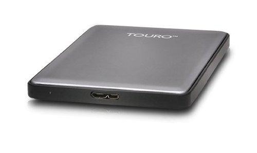 HGST Touro 1 TB portable drive