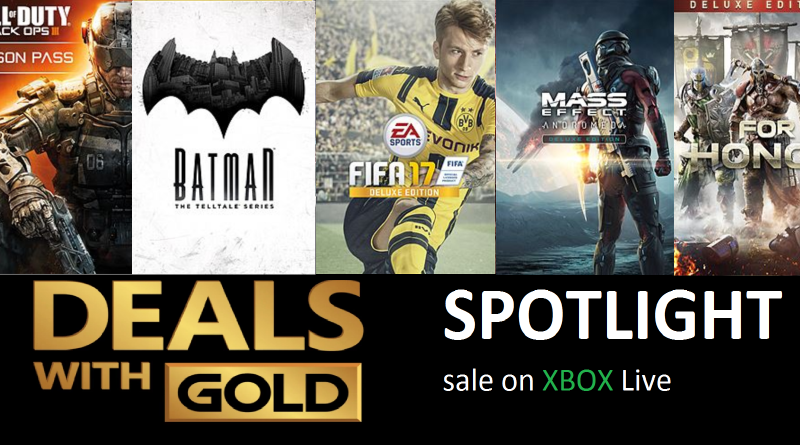 Xbox Live Deals with Gold and Spotlight Sales for this Week (Aug 15th – Aug 21st)