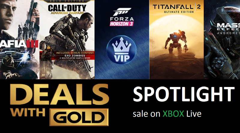 Xbox Live Deals with Gold and Spotlight Sales for this Week (Sep 26th – Oct 2nd)