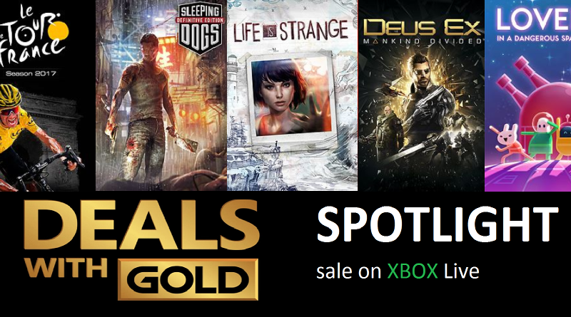 Xbox Live Deals with Gold and Spotlight Sales for this Week (Oct 10th – Oct 16th)