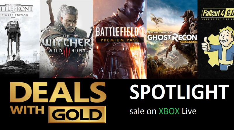 Xbox Live Deals with Gold and Spotlight Sales for this Week (Oct 17th – Oct 23rd)