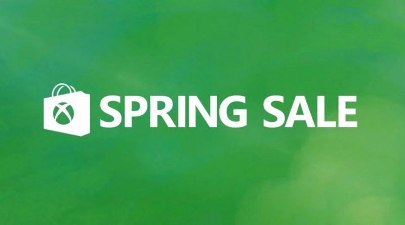 Xbox Spring Sales Apr 10th – Apr 17th 2018